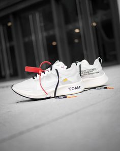 "OFF WHITE x Nike Zoom Fly ""The Ten"""
