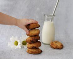 Spelt Chocolate Chip Cookies -
