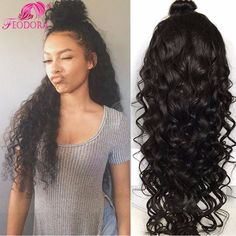 Virgin Malaysia Full Lace Wig Unprocessed Lace Front Wig Loose Wave Glueless Full Lace Human Hair Wigs For Black Women Lace Wig