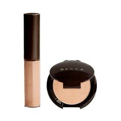 BECCA Cosmetics Shimmering Skin Perfector Opal Glow On The Go (595 CZK) ❤ liked on Polyvore featuring beauty products