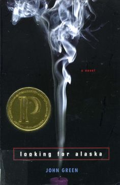 Looking for Alaska by John Green. My favorite book by my favorite author. ( I have read it over 200 times now.)