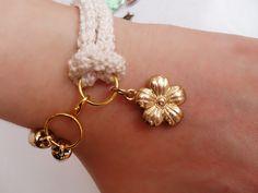 Golden Flower - SOLD