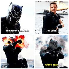 Hawkeye gets better and more Hawkeyeish with every movie