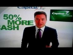 New Capital One Commercial. Love that baby!
