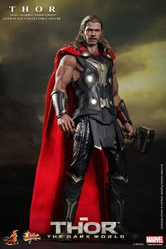 Hot Toys Thor: The Dark World