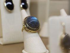 Syna Jewels Mogul Collection labradorite ring • Image Erika Winters