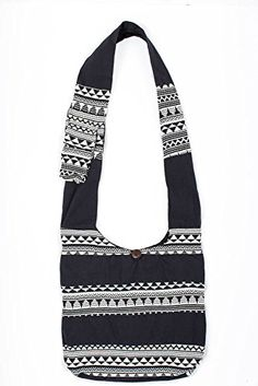 Tribal Hobo Cross Body Bag from Original Collections *** To view further for this article, visit the image link. #CrossBodyBags