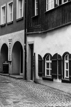 Entenbach Gasse Feldkirch, Austria, Image