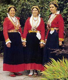 Lastovo women