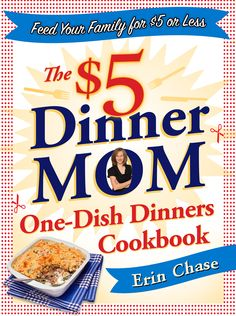 One-Dish-Dinner-Cookbook and Giveaway