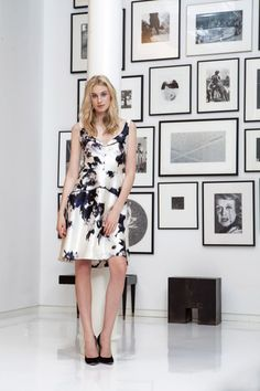 Lela Rose Resort 2015 Collection Slideshow on Style.com