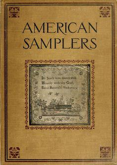 N e e d l e p r i n t: More On-Line Articles About Samplers