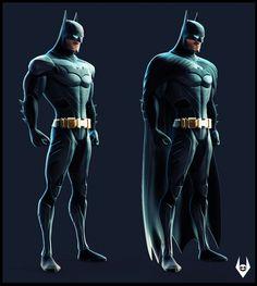 Batman Dark Knight - Animated Series by Vinicius Favero | 3D | CGSociety