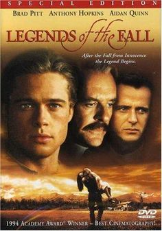 Henry Thomas & Aidan Quinn & Edward Zwick-Legends of the Fall