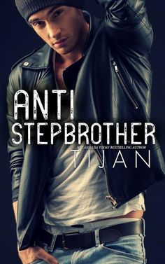 Bookaholic Confessions : Cover Reveal: Anti- Stepbrother by Tijan