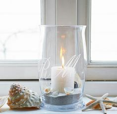 Lexington Company, Coastal Living, Rattan, The Hamptons, Glass Of Milk, Candle Holders, Candles, Rustic, Table Decorations
