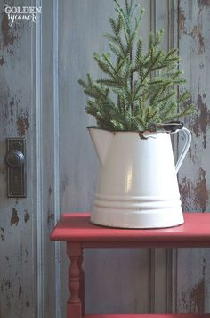 Enamelware + 8 Clever Holiday Ideas