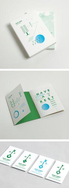 Alliteration Inspiration: Zoos & Zzzs / on Design Work Life #print #brochure #design