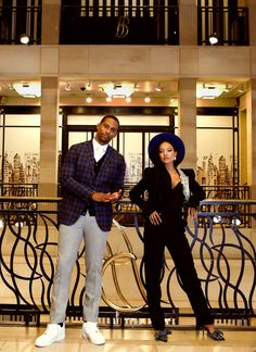 How to Dress for that Holiday Party, Gossip Girl Style Karrueche Tran and Victor Cruz are our modern day Chuck and Blair on a very fashion-forward Upper East Side excursion.  After actress Karrueche Tran and former New York Giant Victor Cruz wrecked The Plaza at BAZAAR's ICONS party during New York Fashion Week, we wondered what hell the super couple could raise if they were let loose on Manhattan's Upper East Side. BAZAAR.com reimagined this iconic duo as 2018's answer to NYC's most conniving a Christmas Eve Outfit, Holiday Party Outfit, Holiday Outfits, Holiday Parties, Karrueche Tran, Gossip Girl Fashion, Upper East Side, Holiday Looks, Blair Waldorf