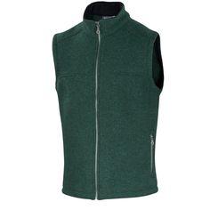 Heavyweight Austrian loden vest