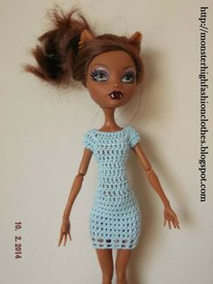 Find this model on: http://mymonsterhighboutique.dawanda.com (this model cost 4,5 euros + shipment). You can save money with the combinated shipment.