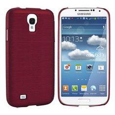 Targus Slim Laser Case for Samsung Galaxy S4, Red