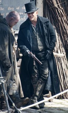 Taboo | On Location May 3, 2016.
