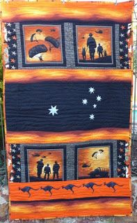 Aussie Hero Quilts (and laundry bags): Quilt Gallery 2013 Part 1 Block Patterns, Pattern Blocks, Laundry Bags, Patriotic Quilts, Anzac Day, Remembrance Day, Quilt Blocks, Projects To Try, College