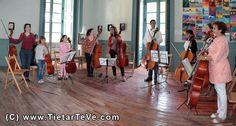 Boccherini, la música y la cultura, triunfan en Arenas de San Pedro.