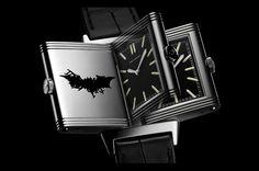 Limited Edition Batman The Dark Knight Rises Jaeger-LeCoultre