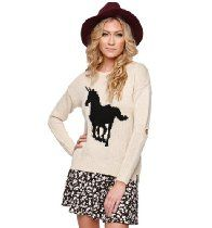 Lira Womens Unicorn Sweater --- cute sweater!
