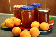 Apricot-Vanilla-Jam, a very tasty jam Apricot Jam Recipes, Freezing Fruit, Fruit Compote, Jam And Jelly, Jelly Recipes, Canning Recipes, Afternoon Tea, Pie Fillings, Favorite Recipes