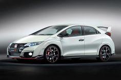 Honda Civic Type R 2015 - studio