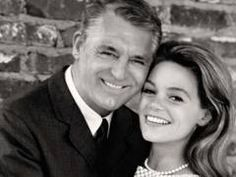 Cary Grant and (wife)Dyan Cannon