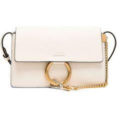 Chloe Small Leather Faye Bag
