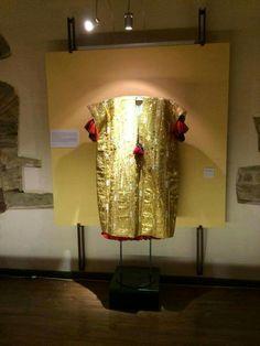 Gibellina, Fondazione Orestiadi, Museo delle trame Mediterranee (dettaglio allestimento)
