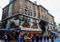 Egyptian Spice Bazaar - Istanbul Turkey by mbell1975, via Flickr