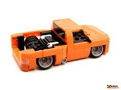 LEGO cars - so detailed . Lego Design, Porsche 930, Lego Technic, Auto Lego, Manual Lego, Lego Cars Instructions, Lego Robot, Lego Batman, Lego Autos