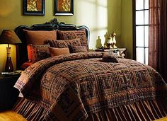 Vineyard Path Bedding Quilted-vineyard path,quilts,victorian heart