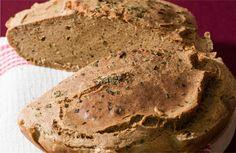 Paleo kenyér - Monitor konyhája Hungarian Recipes, Hungarian Food, Monitor, Paleo, Bread, Desserts, Tailgate Desserts, Deserts, Hungarian Cuisine
