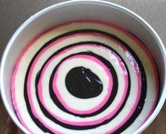 Pink  Zebra Striped Cake Tutorial party-stuff