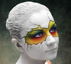 theatrical fantasy makeup