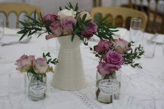english garden style wedding - Google Search