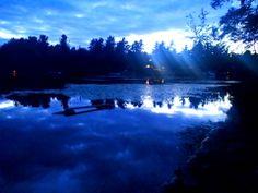 Mountain View lake