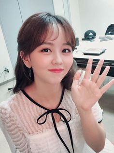 Bling Bling Kim So-hyun Korean Actresses, Korean Actors, Actors & Actresses, Korean Idols, Hyun Ji, Lee Sung Kyung, Lets Fight Ghost, Kim So Hyun Fashion, Much Wow