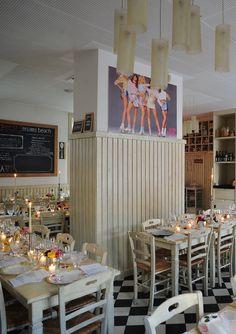 (Petit) Milano's dining room
