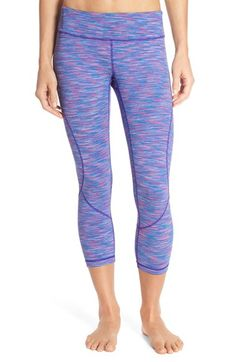 26f6fa2dc58 Zella  Live In  Crop Leggings available at  Nordstrom Cute Leggings