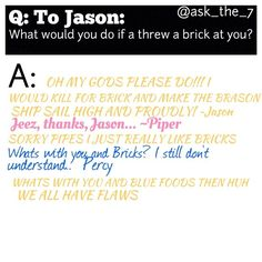 Instagram photo by @ask_the_7 (ask_the_7)   Statigram  You don't have to be so mean about it Jason.