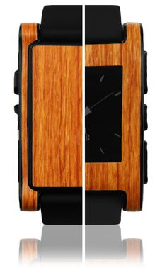 smart watch wood-like skin and face protector --- also like the aluminum one - could dress up this male watch with a little faux crystals for bling and turn it into a girly watch!!!  First I need the watch:  http://www.bestbuy.com/site/searchpage.jsp?id=pcat17071=page=Global=1=15===All+Categories=saas=saas=pebble+watch