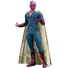 1:6 Scale Vision Avengers Age of Ultron Figure